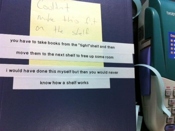 Smart-Ass Replies (24 pics)