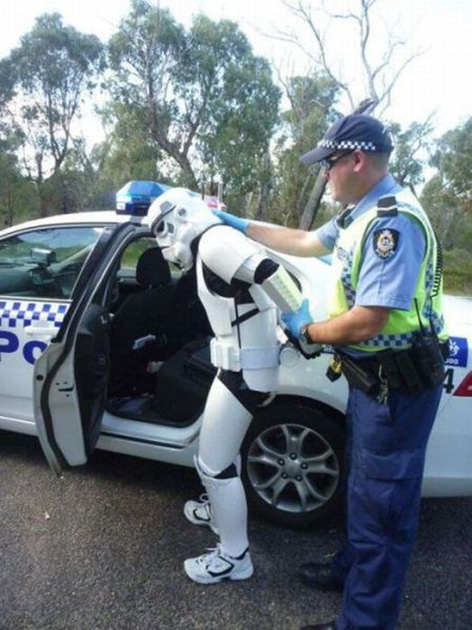 Police Moments (50 pics)