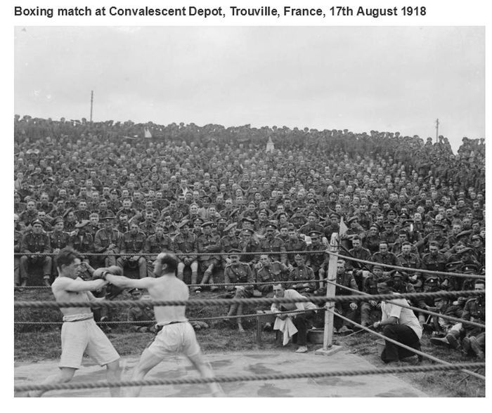 Vintage Sport Photos (25 pics)