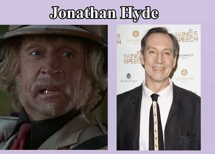 Jumanji Cast Then and Now (6 pics)