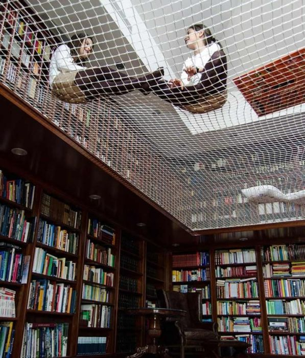 Awesome Reading Net for Kids (13 pics)