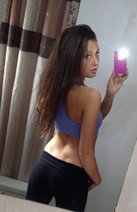 Girls in Yoga Pants. Part 5 (47 pics)