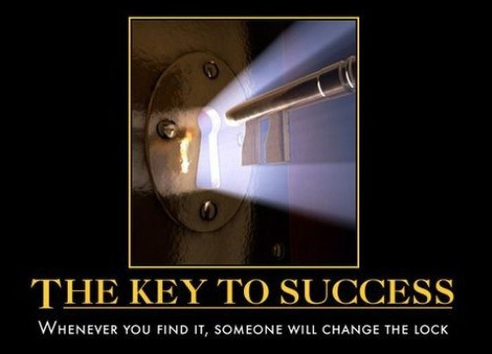 Funny Demotivational Posters (21 pics)