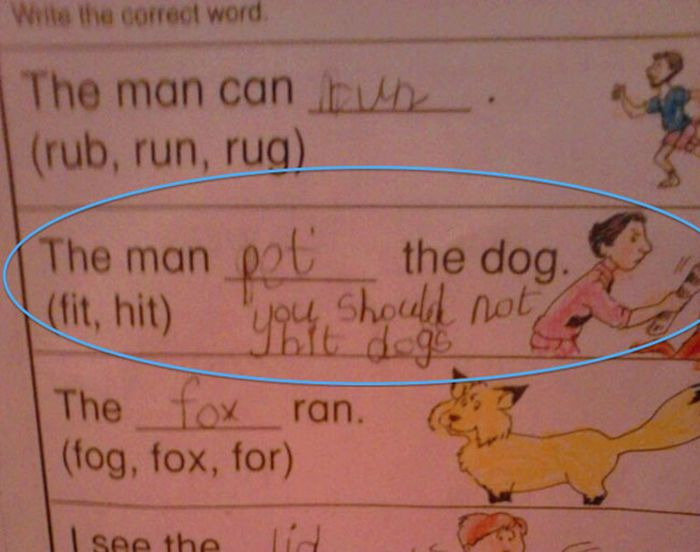 Funny Exam Answers. Part 8 (37 pics)