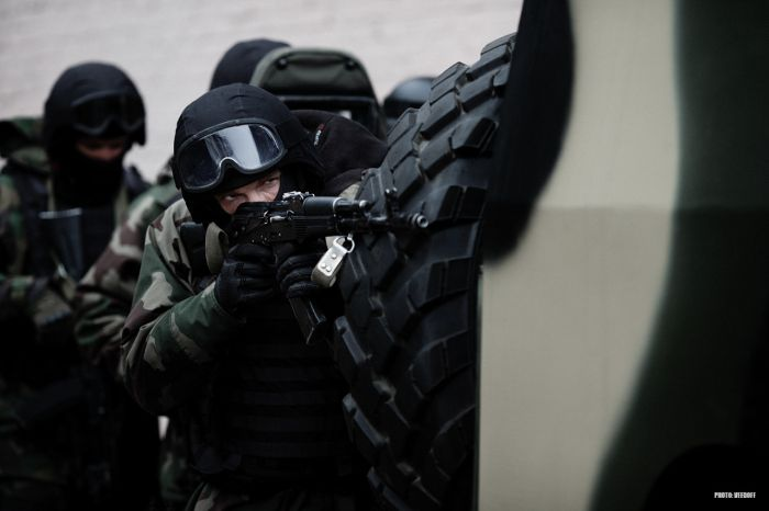 Russian Special Forces (68 pics)
