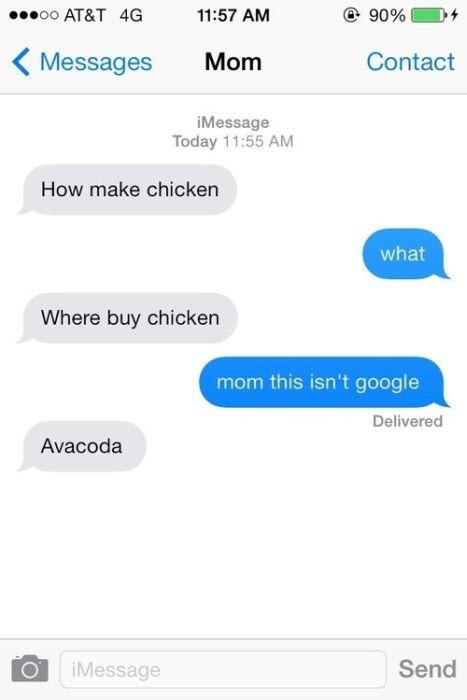 Funny Texts (36 pics)
