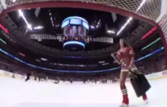 Best Ever Hockey Goal Camera
