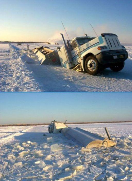 Impressive Car Accidents (36 pics)
