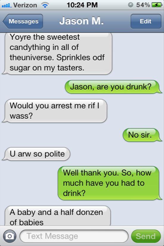Drunk Texts (22 pics)