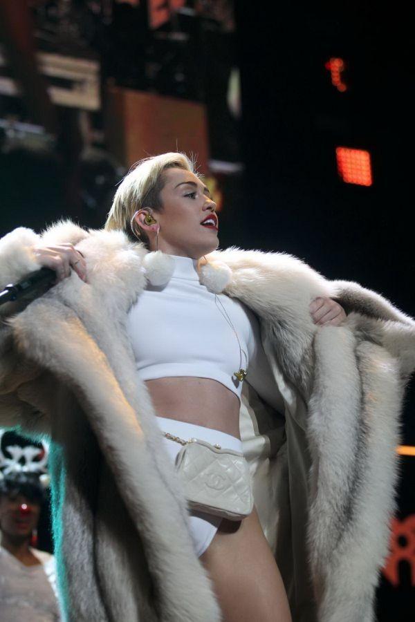 Sexy Miley Cyrus Concert Photos (27 pics)