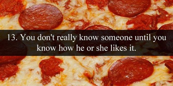 Did You Know That Pizza Is Just Like Sex? (22 pics)