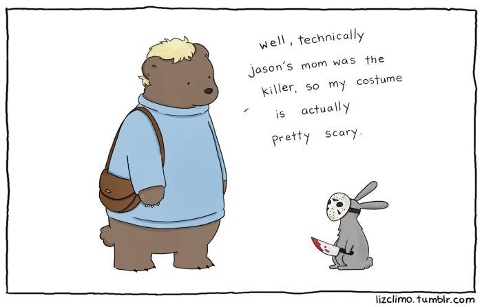 Cute Animal Comics (30 pics)