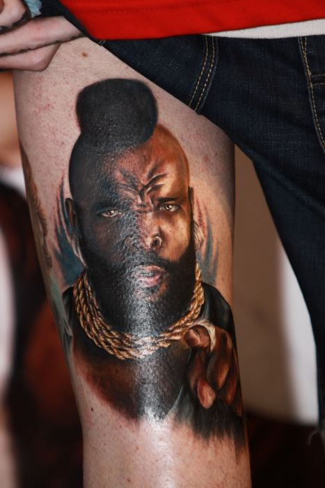 Awesome Tattoos (100 pics)