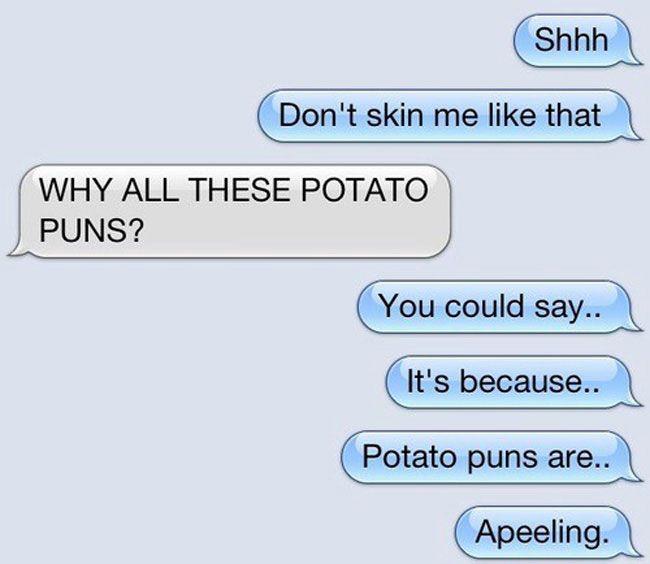 Funny Puns. Part 10 (40 pics)