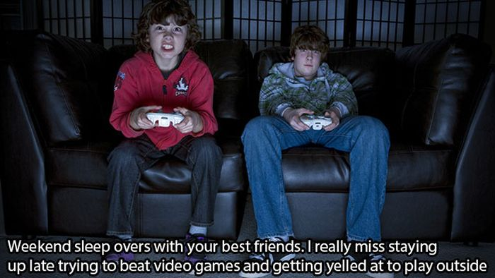 The Things We Miss About Our Childhood (14 pics)