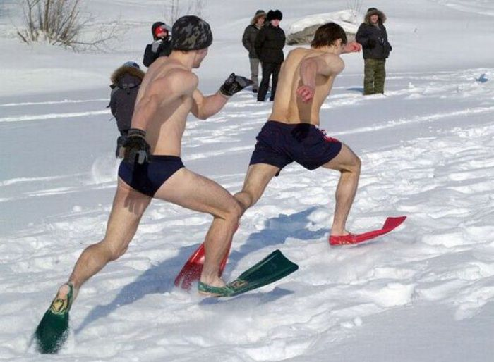 Winter Fun (58 pics)