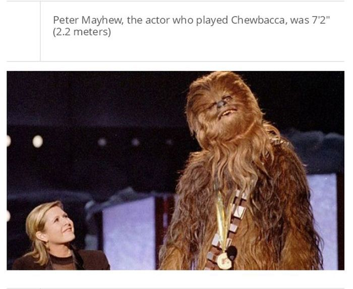 Things You Probably Didn't Know About Star Wars (25 pics)