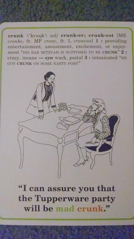 Slang Flashcards (18 pics)