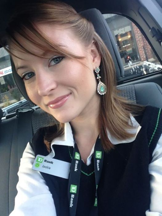 Girls Get Bored at Work. Part 5 (34 pics)