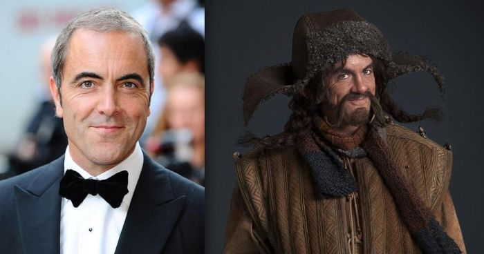 Hobbit Characters Without Makeup (13 pics)