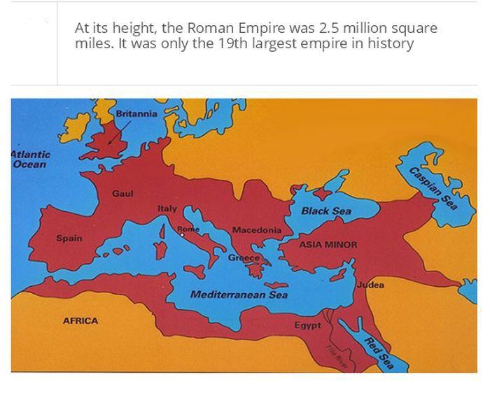 History Facts (25 pics)