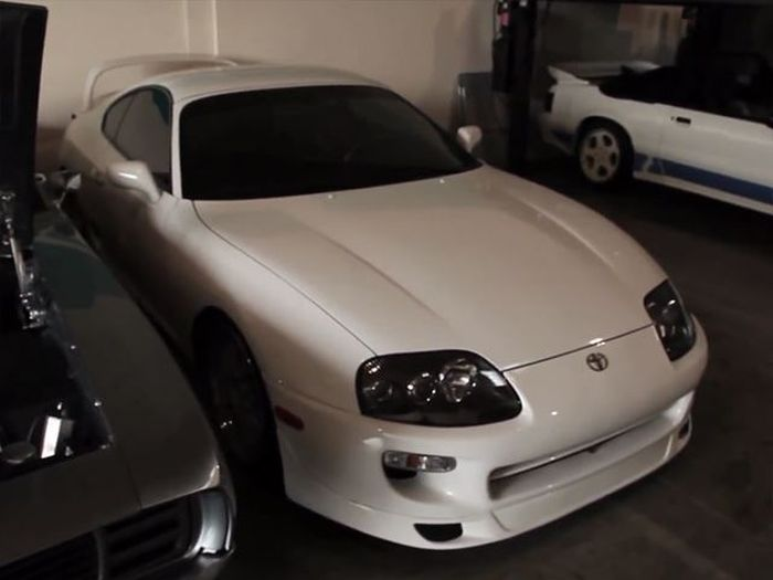 Paul Walker's Car Collection (21 pics + video)