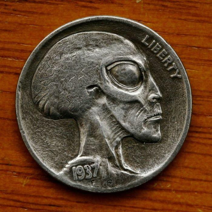Hobo Nickels (37 pics)