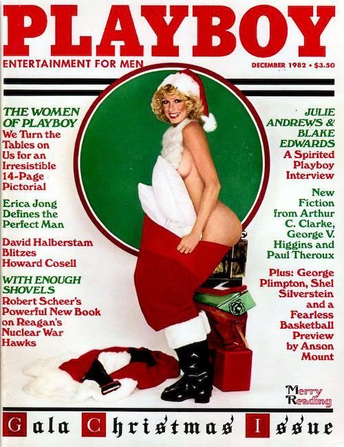 Christmas Edition Playboy Covers (52 pics)
