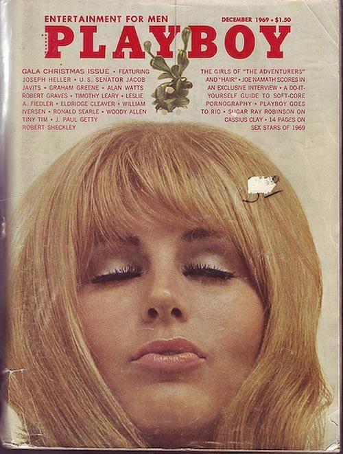 Christmas Edition Playboy Covers (52 pics)