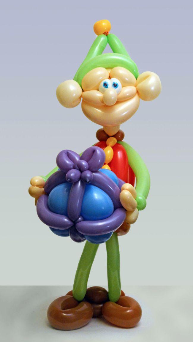 Balloon Art by Rob Driscoll (18 pics)