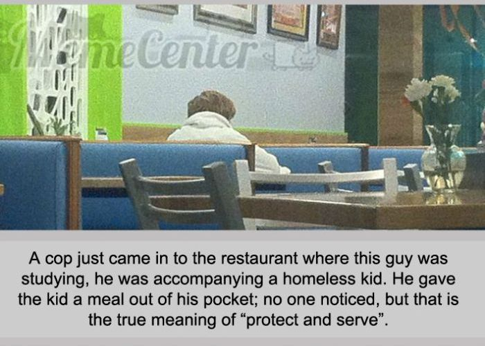 Faith in Humanity Restored. Part 8 (20 pics)