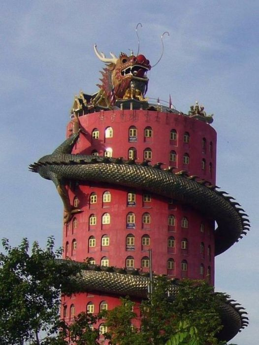 Unusual Buildings (42 pics)