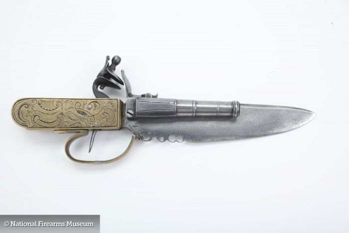 Rare and Unique Weapons (45 pics)