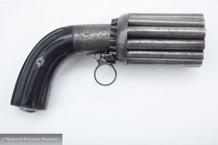 Rare and Unique Weapons (45 pics)