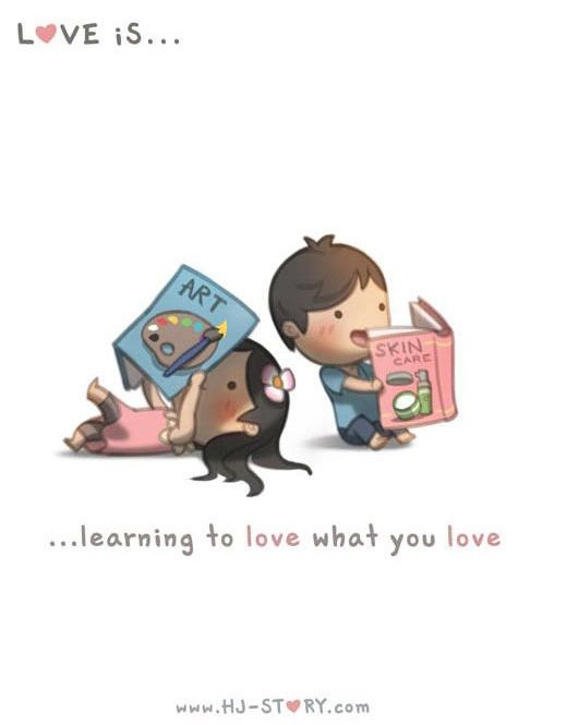 Love Is... (16 pics)