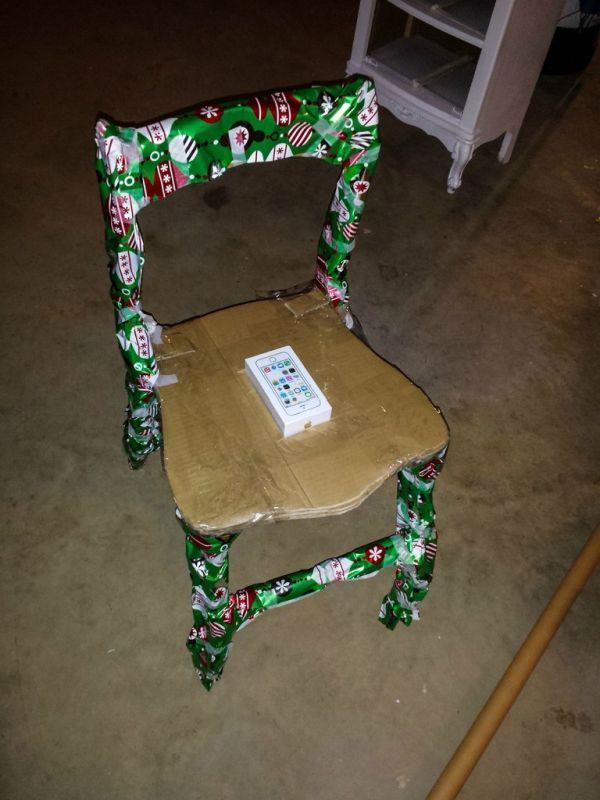 Surprise Gift (10 pics)