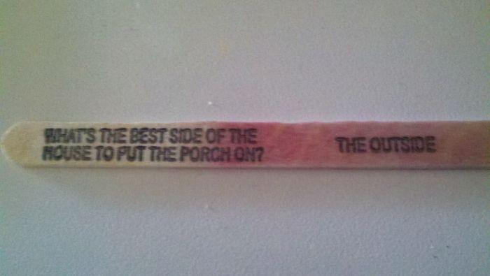 Popsicle Stick Jokes (18 pics)