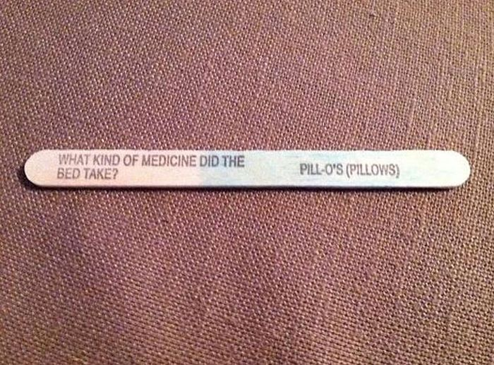 Popsicle Stick Jokes (18 pics)
