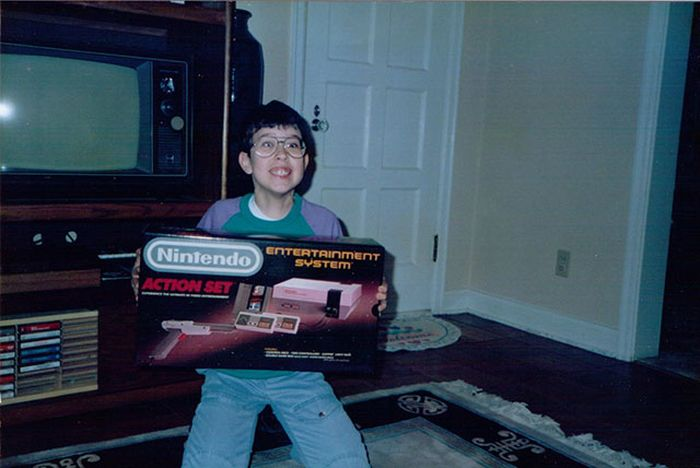 Video Game Consoles for Christmas (18 pics)