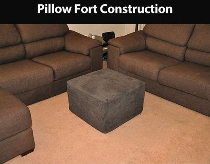 Pillow Fort (5 pics)