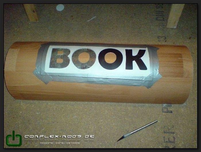 The Book Modding (63 pics)