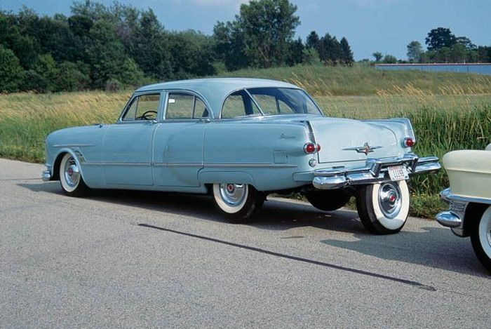 Packard Cavalier 1953 (4 pics)