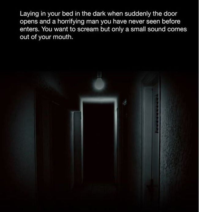 You'd Probably Die From Fear (9 pics)
