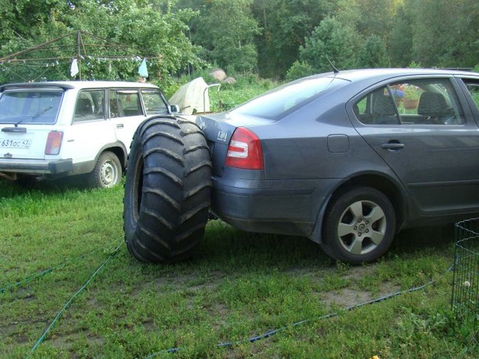 Homemade Offroad Car (27 pics)