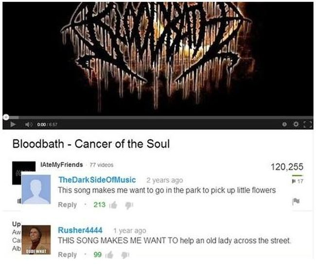 Funny Youtube Comments Part 17 (19 pics)
