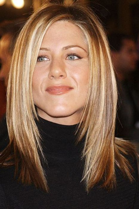 Jennifer Aniston S Aging Timeline 26 Pics