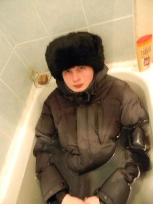 "russian dating sites weird Is that what we get from all those russian dating sites like it specially""romantic pictures from russian dating sites""each and every step of weird soap."