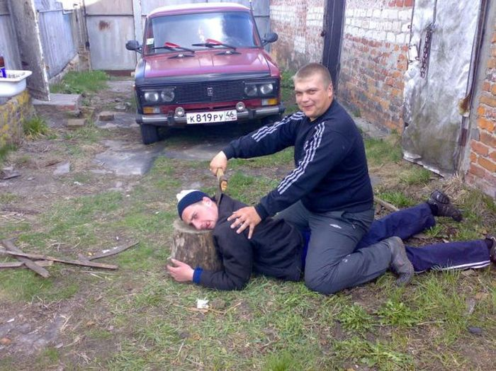 Funny and Weird Russian People (48 pics)