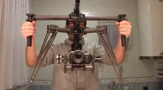 Extreme Camera Stabilizer