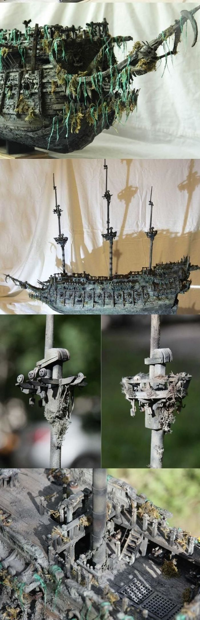 The Flying Dutchman Model (21 pics)